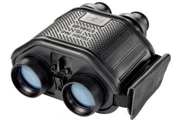 Fraser Optics Stedi-Eye PM-25 Mod Switch LE Binocular w/ Pouch, Reticle 01065-400-14X-PL