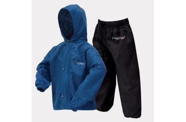 123173449a28 Frogg Toggs Polly Woggs Kid Rain Suit