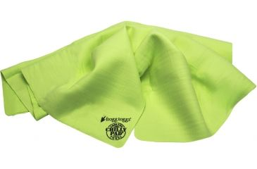 Frogg Toggs Super Size Chilly Pad, Hi-Viz Lime 173468
