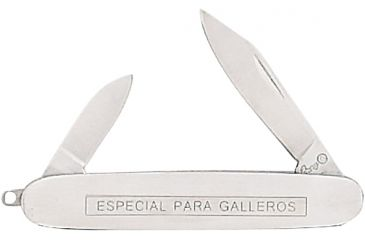 Fury Especial Para Galleros, Stainless  Steel Handle, Two Blades FP16291