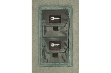 G. Outdoors Products Key Storage Pouch- Twin GPS-209KH2