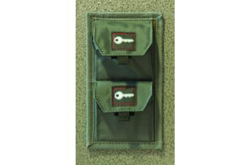 G. Outdoors Products Key Storage Pouch- twin GPS-309KH2