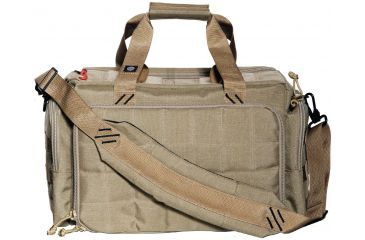 G. Outdoors Products Tactical Range Bag with Identification Insert, Tan GPS-T1813LRT
