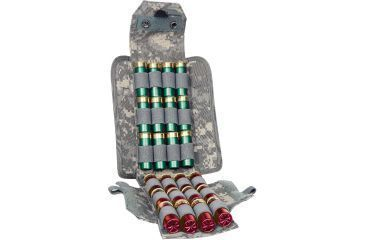 G. Outdoors Products Tactical Shotgun Shell Holder- Holds 25 Shells, Digital Camo GPS-T8535SHD