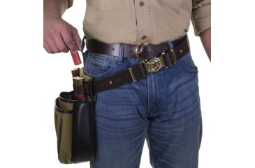 2-Galco Adjustable Shell Pouch Belt