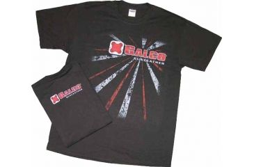 Galco Black T-Shirt w/ Red Logo