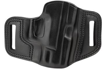 8-Galco Combat Master Belt Holster, Leather