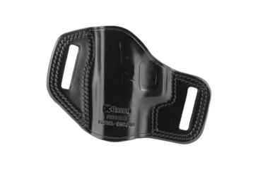 79-Galco Combat Master Belt Holster, Leather