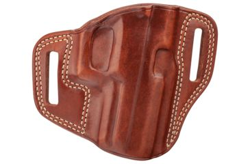 19-Galco Combat Master Belt Holster, Leather