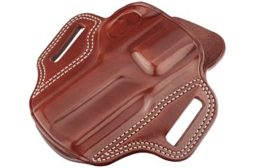 75-Galco Combat Master Belt Holster, Leather