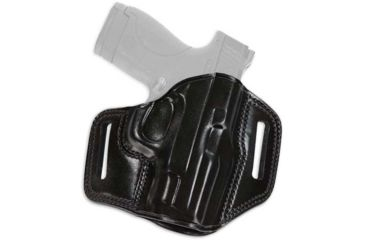 25-Galco Combat Master Belt Holster, Leather