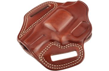 69-Galco Combat Master Belt Holster, Leather