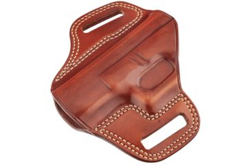 77-Galco Combat Master Belt Holster, Leather