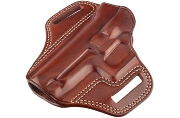 65-Galco Combat Master Belt Holster, Leather