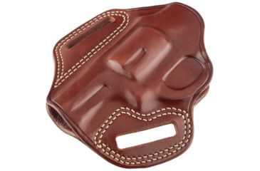 71-Galco Combat Master Belt Holster, Leather
