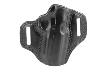 24-Galco Combat Master Belt Holster, Leather