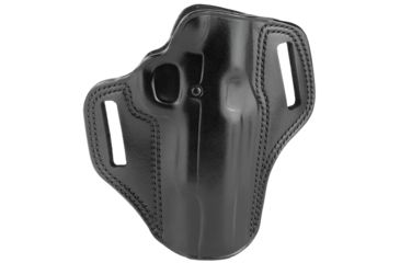 37-Galco Combat Master Belt Holster, Leather