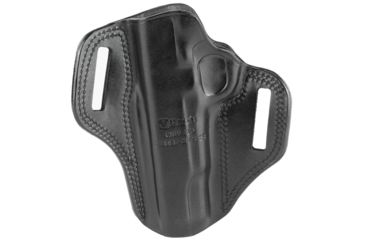 76-Galco Combat Master Belt Holster, Leather