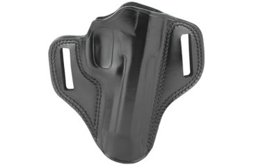 10-Galco Combat Master Belt Holster, Leather