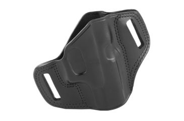 18-Galco Combat Master Belt Holster, Leather