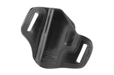 67-Galco Combat Master Belt Holster, Leather