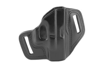 41-Galco Combat Master Belt Holster, Leather