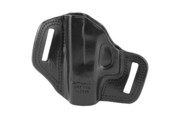 84-Galco Combat Master Belt Holster, Leather