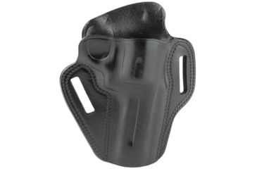 49-Galco Combat Master Belt Holster, Leather