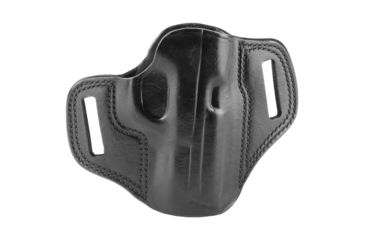 5-Galco Combat Master Belt Holster, Leather