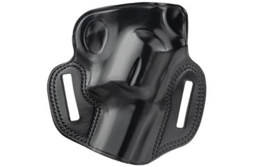 22-Galco Combat Master Belt Holster, Leather