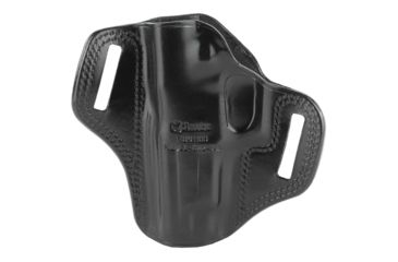 101-Galco Combat Master Belt Holster, Leather