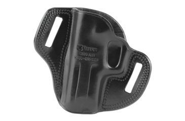91-Galco Combat Master Belt Holster, Leather