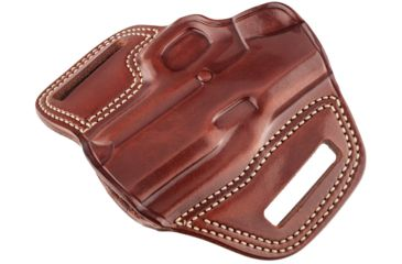 88-Galco Combat Master Belt Holster, Leather