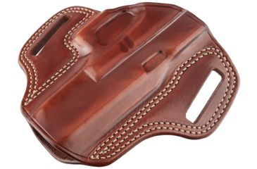 78-Galco Combat Master Belt Holster, Leather
