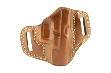 16-Galco Combat Master Belt Holster, Leather