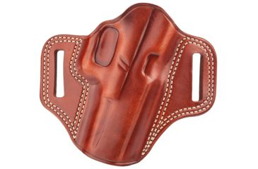 51-Galco Combat Master Belt Holster, Leather