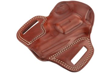 86-Galco Combat Master Belt Holster, Leather