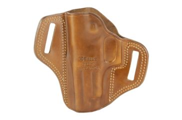 83-Galco Combat Master Belt Holster, Leather