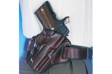 Galco Concealable Belt Holster on Waist