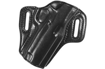 Galco Concealable Holster for Kimber 1911 4 inch with Rail, Black, Right Hand CON666B