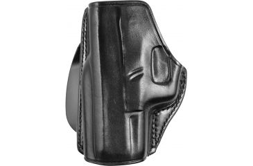 Galco Concealed Carry Paddle Holster, Left Hand, Black Glock 30 CCP299B
