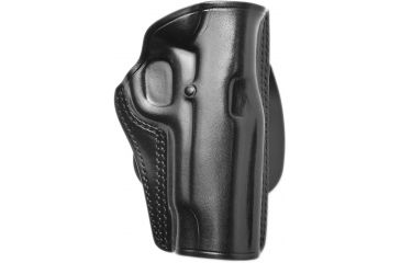 Galco Concealed Carry Paddle Holster, Right Hand, Black, Colt 4 1/4in 1911 CCP266B