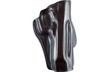 Galco Concealed Carry Paddle Holster, Right Hand, Havana, Colt 4 1/4in 1911 CCP266H
