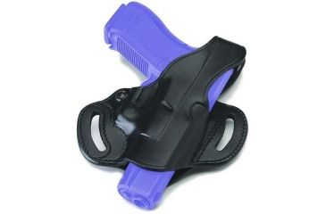 Galco Cop Left Handed Slide Holster Fits Glock 17 | Free Shipping