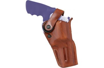 Galco Ruger Redhawk 4 inch D.A.O. Right Hand Tan DAO194