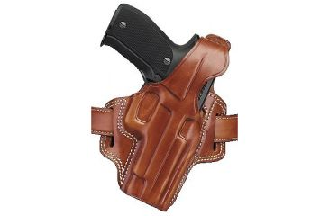 Galco Fletch Concealment Paddle Holster, Right Hand, Tan - Ruger Sp101 2 1/4in FL118