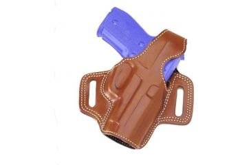 Galco FX Suede Lined Belt Holster Right Hand - Black FX296B