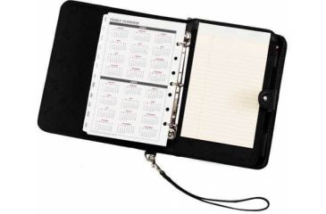 Galco Hidden Agenda Day Planners/Holsters - Day Planner View