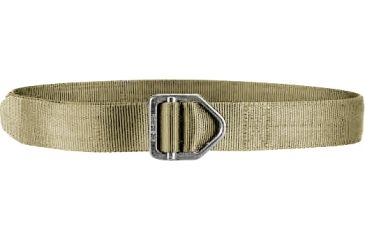 Galco Instructors Belt Reinforced 1 12 Coyote Tan Size Large Nibr Co Lg