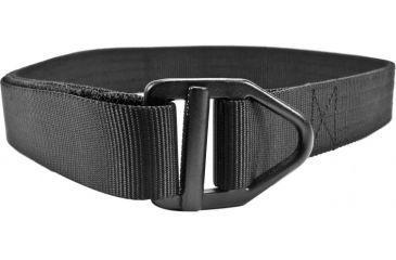 Galco Instructors Non-Reinforced Belt, 1.5in Wide - Black, Large NIB-BK-LG